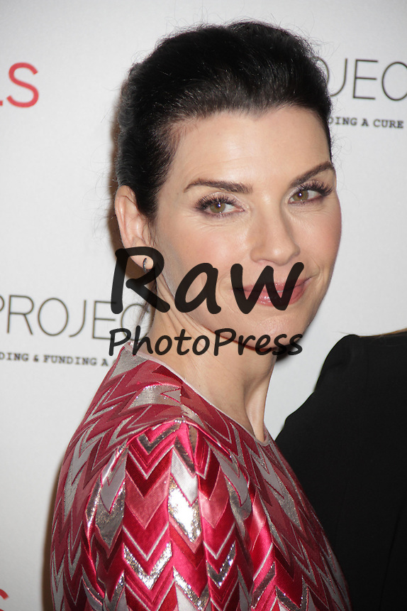 Oct. 28, 2015 - New York, New York, U.S. - JULIANNA MARGULIES.at Projet A.L.S. 17th annual gala at Cipriani 42St.10-28-2015. / Photos 2015.