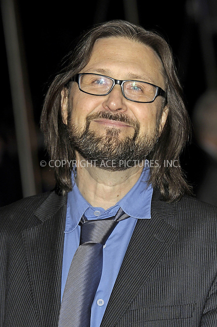 WWW.ACEPIXS.COM<br /> <br /> February 16 2015, New York City<br /> <br /> Pierre Morel at the world premiere of 'The Gunman' at the BFI Southbank on February 16 2015 in London<br /> <br /> By Line: Famous/ACE Pictures<br /> <br /> <br /> ACE Pictures, Inc.<br /> tel: 646 769 0430<br /> Email: info@acepixs.com<br /> www.acepixs.com