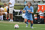 18 September 2009: North Carolina's Meghan Klingenberg. The University of North Carolina Tar Heels defeated the Louisiana State University Tigers 1-0 at Koskinen Stadium in Durham, North Carolina in an NCAA Division I Women's college soccer game.