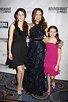Nicole Parker - Donna Murphy - Rachel Resheff star in The People in the Picture on Opening Night of Roundabout Theatre Company's Broadway production of The People in the Picture on April 28, 2011 at Studio 54 Theatre, New York City, New York. (Photo by Sue Coflin/Max Photos)