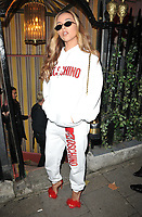 Jade Thirlwall at the H&amp;M x Moschino collection launch party, Annabel's, Berkeley Square, London, England, UK, on Tuesday 06 November 2018.<br /> CAP/CAN<br /> &copy;CAN/Capital Pictures