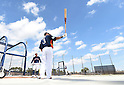 Norichika Aoki (Astros),<br /> FEBRUARY 18, 2017 - MLB :<br /> Houston Astros spring training baseball camp in West Palm Beach, Florida, United States. (Photo by AFLO)