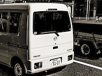 Mazda Scrum in Ota, Japan 2014.
