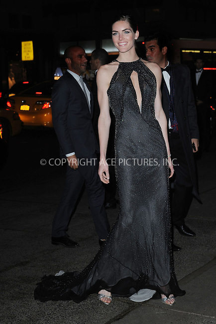 WWW.ACEPIXS.COM . . . . . .April 18, 2013...New York City....Hilary Rhoda at the Tiffany & Co. 2013 Blue Book Collection Ball at Rockefeller Center on April 18, 2013 in New York City ....Please byline: KRISTIN CALLAHAN - ACEPIXS.COM.. . . . . . ..Ace Pictures, Inc: ..tel: (212) 243 8787 or (646) 769 0430..e-mail: info@acepixs.com..web: http://www.acepixs.com .