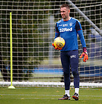 17.07.2019: Rangers training: Allan McGregor