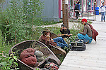 Dawson City Music Fest, 2010, Street musicians