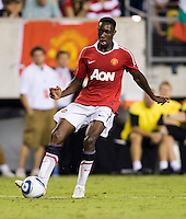 Danny Welbeck. Manchester United defeated Philadelphia Union, 1-0.