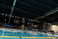 A view of the pool<br /> Trieste 14/01/2019 Centro Federale B. Bianchi <br /> Women's FINA Europa Cup 2019 water polo<br /> Italy ITA - Nederland NED <br /> Foto Andrea Staccioli/Deepbluemedia/Insidefoto