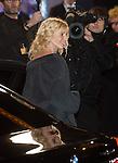 France, Paris, Sandrine Kiberlain arrive à la cérémonie des César 2014, Théatre du Chatelet