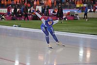 SPEEDSKATING: HAMAR: Vikingskipet, 29-02-2020, ISU World Speed Skating Championships, Sprint, 1000m Ladies, Hege Bøkko (NOR), ©photo Martin de Jong