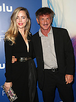 12 September 2018-  Los Angeles, California - Melissa George, Sean Penn. the premiere of Hulu's original drama series, The First held at The California Science Center. <br /> CAP/ADM/FS<br /> &copy;FS/ADM/Capital Pictures