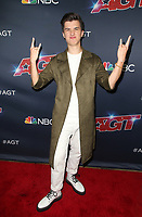 """HOLLYWOOD, CA - SEPTEMBER 10: Marcin Patrzalek, at """"America's Got Talent"""" Season 14 Live Show Red Carpet at The Dolby Theatre  in Hollywood, California on September 10, 2019. Credit: Faye Sadou/MediaPunch"""