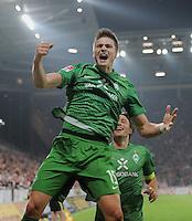 Fussball Bundesliga 2011/12: FSV Mainz 05 - SV Werder Bremen