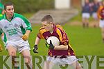 Declan Bowler, Ballyduff and Jason Carmody Duagh..   Copyright Kerry's Eye 2008