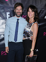 04 May 2017 - Hollywood, California - Mark Duplass, Katie Aselton. 2017 P.S. Arts' The Party held at Neuehouse in Hollywood. Photo Credit: Birdie Thompson/AdMedia