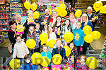 Caballs Toymaster  launch the charity fundraiser in aid of Erin O'Sullivan on Saturday