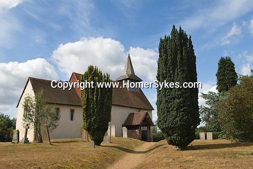 Wisley Church Surrey Uk
