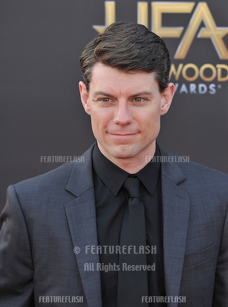 Patrick Fugit at the 2014 Hollywood Film Awards at the Hollywood Palladium.<br /> November 14, 2014  Los Angeles, CA<br /> Picture: Paul Smith / Featureflash