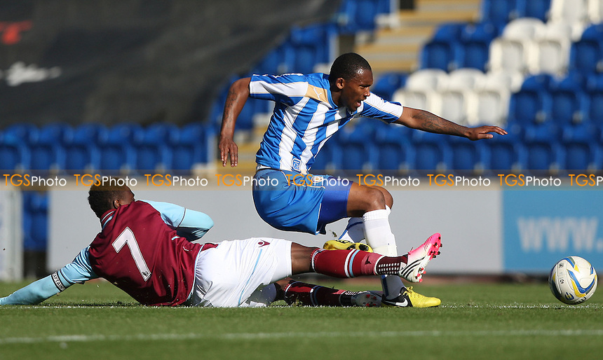 - Colchester United Development Squad vs West Ham United Development Squad, Friendly at The Weston Homes Community Stadium - 16/10/12 - MANDATORY CREDIT: Rob Newell/TGSPHOTO - Self billing applies where appropriate - 0845 094 6026 - contact@tgsphoto.co.uk - NO UNPAID USE.