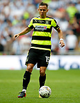 Chris Lowe of Huddersfield Town during the SkyBet Championship Play Off Final match at the Wembley Stadium, England. Picture date: May 29th, 2017.Picture credit should read: Matt McNulty/Sportimage