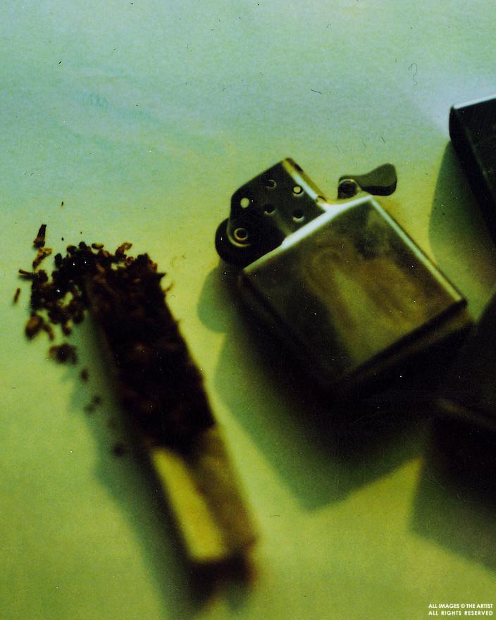 zippo broken down into parts