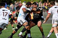 Super Rugby Preseason - Hurricanes v Crusaders at Levin Domain, Levin, New Zealand on Saturday 2 February 2019. <br /> Photo by Masanori Udagawa. <br /> www.photowellington.photoshelter.com