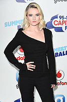 Grace Chatto (Clean Bandit)<br /> at the Capital Summertime Ball 2017, Wembley Stadium, London. <br /> <br /> <br /> &copy;Ash Knotek  D3278  10/06/2017