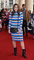 Imogen Thomas attends the Celebrity Gala Performance of 'Where Is Peter Rabbit?' at The Theatre Royal in London, England. Tuesday 9th April 2019.<br /> CAP/JWP<br /> ©JWP/Capital Pictures