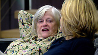 Ann Widdecombe, Rachel Johnson<br /> Celebrity Big Brother 2018 - Day 6<br /> *Editorial Use Only*<br /> CAP/KFS<br /> Image supplied by Capital Pictures