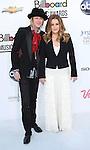 LAS VEGAS, CA - MAY 20: Lisa Marie Presley and Michael Lockwood arrive at the 2012 Billboard Music Awards at MGM Grand on May 20, 2012 in Las Vegas, Nevada.