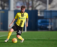 Burton Albion's David Templeton<br /> <br /> Photographer Chris Vaughan/CameraSport<br /> <br /> The EFL Sky Bet League One - Saturday 23rd February 2019 - Burton Albion v Fleetwood Town - Pirelli Stadium - Burton upon Trent<br /> <br /> World Copyright © 2019 CameraSport. All rights reserved. 43 Linden Ave. Countesthorpe. Leicester. England. LE8 5PG - Tel: +44 (0) 116 277 4147 - admin@camerasport.com - www.camerasport.com