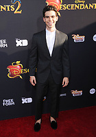 "11 July 2017 - Hollywood, California - Cameron Boyce. Disney's ""Descendants 2"" Los Angeles Premiere held at the ArcLight Cinerama Dome in Hollywood. Photo Credit: Birdie Thompson/AdMedia"