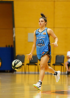 29th December 2019; Bendat Basketball Centre, Perth, Western Australia, Australia; Womens National Basketball League Australia, Perth Lynx versus Canberra Capitals; Abby Cubillo of the Canberra Capitals dribbles down the court - Editorial Use