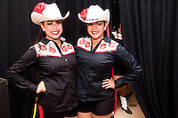 Joycelin Ruano, Regina Gomez attend The Shops at Montebello Hispanic Heritage Month Event on October 10, 2015 (Photo by Alexander Plank/Guest of a Guest)