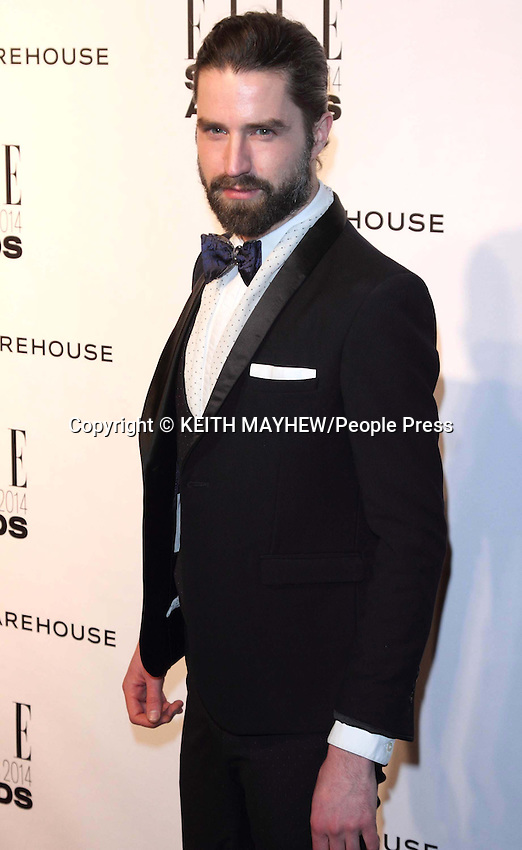 Elle Style Awards 2014 - Red Carpet Arrivals - held at One Embankment, London on February 18th 2014<br /> <br /> Photo by Keith Mayhew