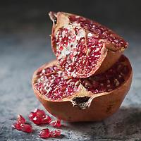 Gastronomie Générale/Grenade fruit comestible du grenadier:prunica  granatum
