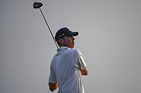 Matt Kuchar (USA) watches his tee shot on 11 during day 1 of the Valero Texas Open, at the TPC San Antonio Oaks Course, San Antonio, Texas, USA. 4/4/2019.<br /> Picture: Golffile | Ken Murray<br /> <br /> <br /> All photo usage must carry mandatory copyright credit (© Golffile | Ken Murray)
