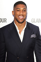 Anthony Joshua at the Glamour Women of the Year Awards at Berkeley Square Gardens, London, England on June 6th 2017<br /> CAP/ROS<br /> &copy; Steve Ross/Capital Pictures /MediaPunch ***NORTH AND SOUTH AMERICAS ONLY***
