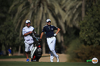 Gary Boyd (ENG) during the Final Round of the 2016 Omega Dubai Desert Classic, played on the Emirates Golf Club, Dubai, United Arab Emirates.  07/02/2016. Picture: Golffile | David Lloyd<br /> <br /> All photos usage must carry mandatory copyright credit (&copy; Golffile | David Lloyd)
