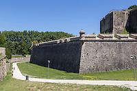 Espagne, Navarre, Pampelune:   La cItadelle //  Spain, Navarre, Pamplona: The citadel
