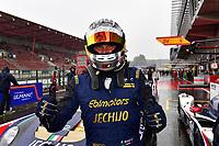 #80 EBIMOTORS (ITA) PORSCHE 911 RSR GTE FABIO BABINI (ITA) RICCARDO PERA (ITA) BRET CURTIS (USA) WINNER LMGTE