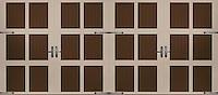 Sandtone + Dark Brown