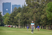Bryson DeChambeau (USA) makes his way down 6 during round 3 of the World Golf Championships, Mexico, Club De Golf Chapultepec, Mexico City, Mexico. 2/23/2019.<br /> Picture: Golffile | Ken Murray<br /> <br /> <br /> All photo usage must carry mandatory copyright credit (© Golffile | Ken Murray)