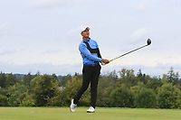 Sadom Kaewkanjana of Team Thailand on the 6th tee during Round 4 of the WATC 2018 - Eisenhower Trophy at Carton House, Maynooth, Co. Kildare on Saturday 8th September 2018.<br /> Picture:  Thos Caffrey / www.golffile.ie<br /> <br /> All photo usage must carry mandatory copyright credit (© Golffile | Thos Caffrey)