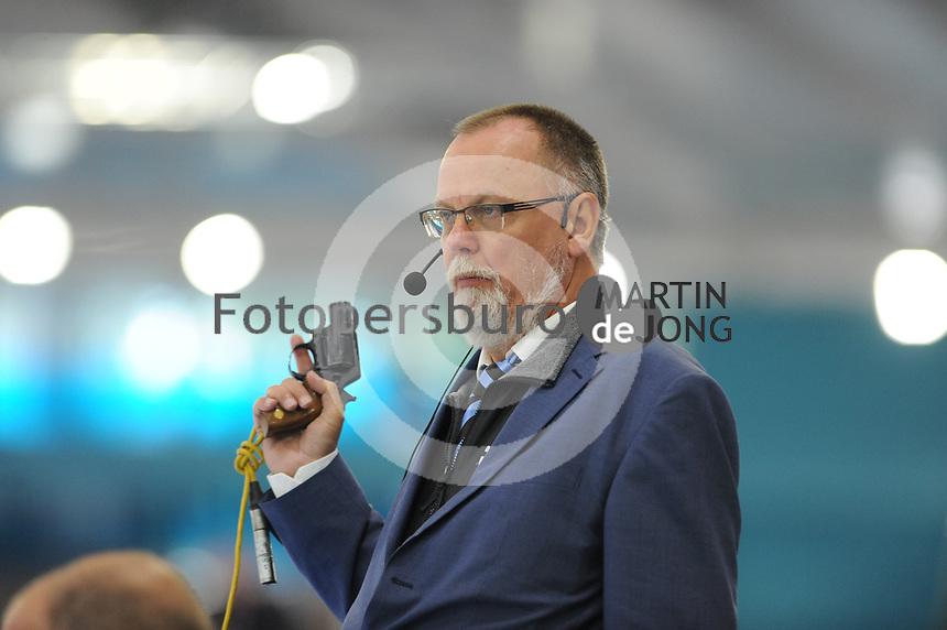 SHORTTRACK: HEERENVEEN: IJSSTADION THIALF, 09-09-2017, Invitationcup, ©foto Martin de Jong