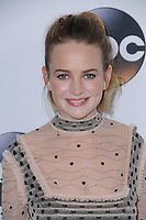 08 January 2018 - Pasadena, California - Britt Robertson. 2018 Disney ABC Winter Press Tour held at The Langham Huntington in Pasadena. <br /> CAP/ADM/BT<br /> &copy;BT/ADM/Capital Pictures