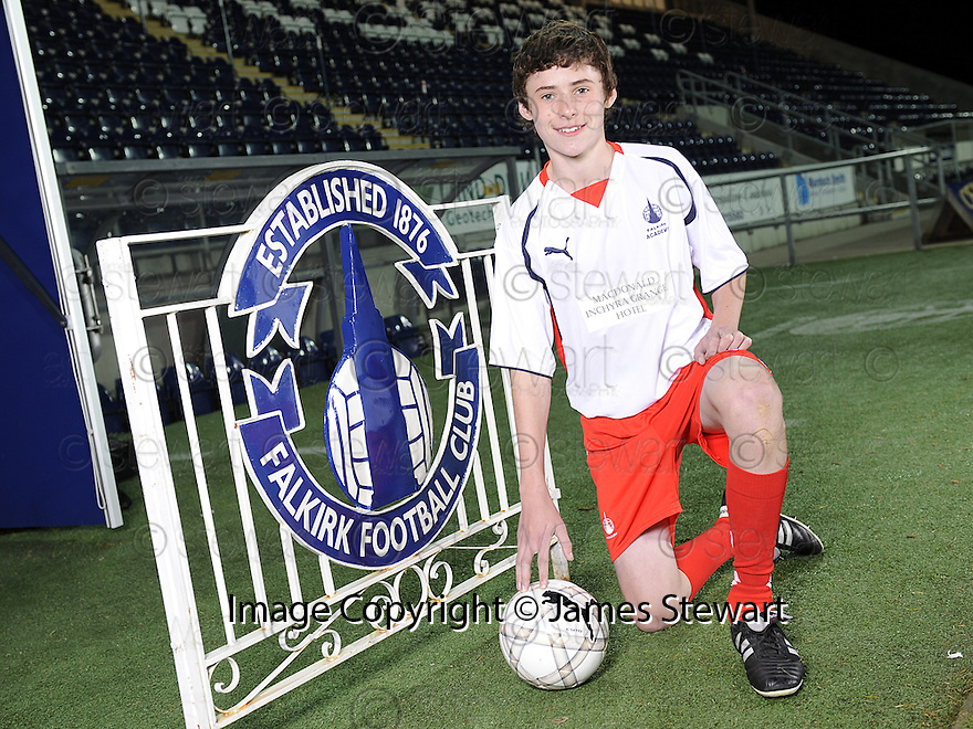 Falkirk FC, Academy, U14, Under 14