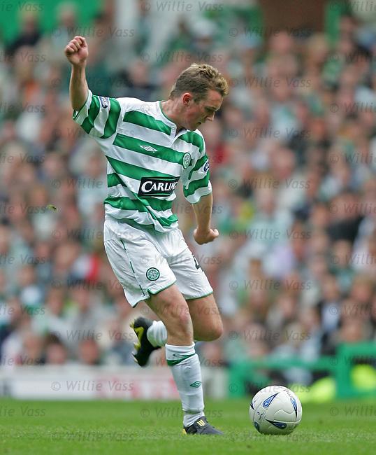 Aiden McGeady, Celtic.stock season 2003-2004.pic willie vass