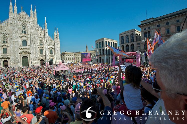 Ciao Giro--That's a 2011 wrap.