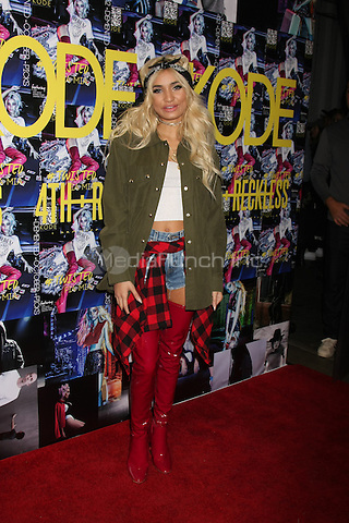 LOS ANGELES - SEPTEMBER 23: Pia Mia at the KODE Magazine October 2015 Issue Party at the The Well on September 23, 2015 in Los Angeles, CA . Credit: David Edwards/MediaPunch